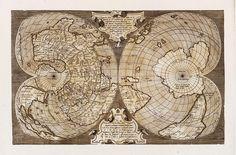 monde salamanca. Древние карты мира в высоком разрешении - Старинные карты