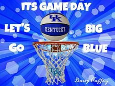 GO BIG BLUE!!!!!! #BBN #WEAREUK #DY9NASTY #MarchMadness