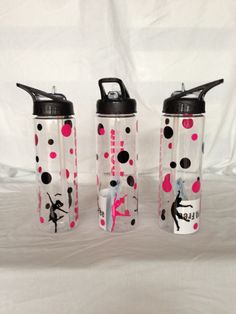 Personalized Lyrical/Modern Dance Water by AtoZVinylCreations, $13.00