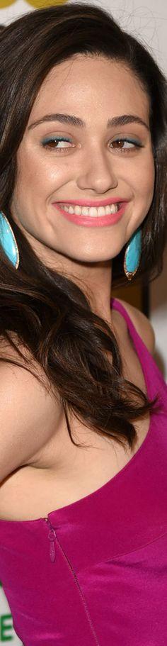 Emmy Rossum Critics Choice Awards June 2014 SA