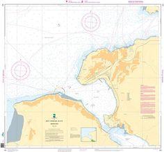 NHS Chart 461: Narvik havn