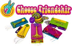 The Choose Friendship Company Growing Product Line!