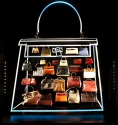 """Hermes """"Forever Leather"""", Celebrating 175 Year Anniversary"""