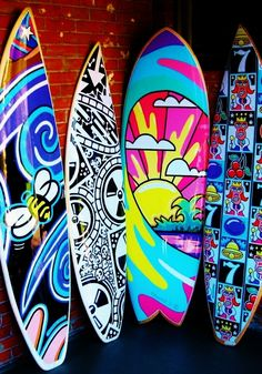 Those are some awesome boards✌️✌️