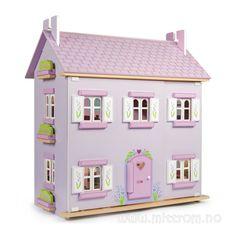 Show details for Le Toy Van dukkehus i tre, Lavender House