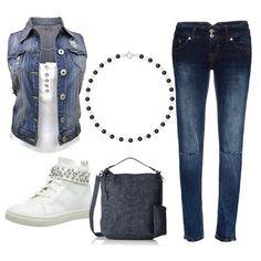 Giubbotti Levi's Turchese Vestiaire Collective grigio Jeans