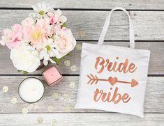 Boho Bride tribe tote bag, custom tote bags, bridesmaids gift ideas, bachelorett    eBay