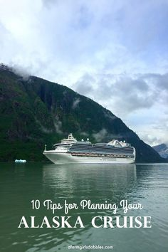 10 Tips for Planning Your Alaska Cruise. This is one cruise I hope to make in my lifetime. I've always wanted to go on a cruise to Alaska. Cruise Travel, Cruise Vacation, Vacation Spots, Dream Vacations, Travel Usa, Travel Tips, Vacation Destinations, Texas Travel, Vacation Travel