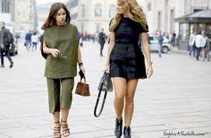 #miraduma #miroslavaduma #kaki #milan #mfw #women #fashionweek #ss15 #mbfw #fashion #style #look #outfit #streetfashion #streetstyle #mode #moda #style #streetlook