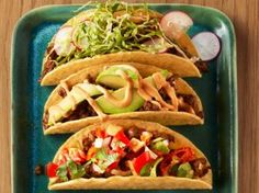 50 Tacos : Recipes and Cooking : Food Network