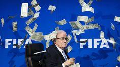 Qatar, Platini, foi, suspension : les 4 leçons de Blatter à la tête de la FIFA - Football - Eurosport