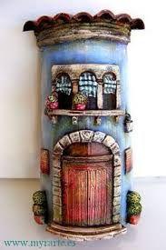 Image result for tejas decoradas