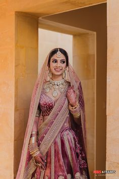Best Bridal Makeup, Indian Bridal Makeup, Indian Bridal Outfits, Indian Dresses, Wedding Outfits, Wedding Attire, Bridal Looks, Bridal Style, Indian Wedding Planning