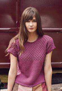 """Sonam"" by Marie Wallin from Softyak DK Collection"