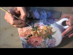 (43) SZALVÉTA FELRAGASZTÁSA RÁNCMENTESEN - 2. RÉSZ - YouTube Steampunk, Diy Videos, Clay Crafts, Hobbit, Stencils, Painting, Make It Yourself, Vintage, Youtube