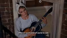 Today it is hard to imagine anyone else than Audrey Hepburn in the role of Holly Golightly in Breakfast at Tiffany's. Famous Movies, Old Movies, Holly Golightly Quotes, Breakfast At Tiffany's Quotes, Romantic Breakfast, Eat Breakfast, Trailer Peliculas, Citations Film, Cinema