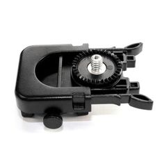 This attachment will let you attach your camera to a Picatinny rail on your gun.