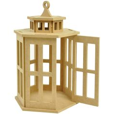 Kaisercraft Beyond The Page MDF LanternKaisercraft Beyond The Page MDF Lantern,
