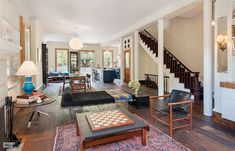 It was pretty much the biggest deal ever for Brooklyn when actors Michelle Williams and Heath Ledger bought a Boerum Hill townhouse in and now, nine years later, Williams has put the. Heath Ledger, Michelle Williams, My Living Room, Home And Living, Living Spaces, Style At Home, Jdm, Interior Exterior, Interior Design