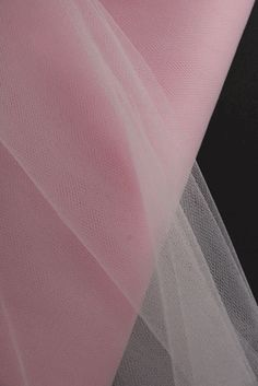 light pink tulle