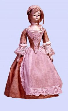 The Duchess of Devonshire's Gossip Guide to the 18th Century: Children's Dolls