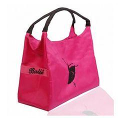 Ref.: R3020 Professional dance bag with dance logo.