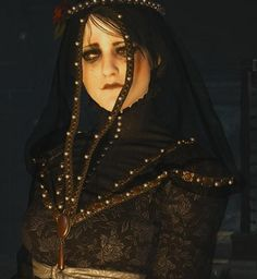 Iris von Everec Olgierd Von Everec, Vampire Masquerade, Alien Isolation, Colors And Emotions, The Witcher 3, Wild Hunt, Bioshock, Headgear, Character Inspiration