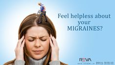 Feel helpless about your migraines? We Have Safe Treatment for migraines -> http://revami.in/botox.php #Migraines #MigrainesTreatment #HeadPain #Headaches