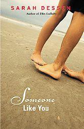 Someone Like You. Great book for teens (which is the age I read it at) But now being 20 i recently reread it and it is still just as good. Really shows the struggles you have staying close with your family as you grow up and how strong friendships can be. I love the ending of this book because it is bittersweet but perfect!!!