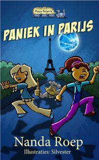 Paniek in Parijs, een nieuw deel in de geliefde serie. Klik op het plaatje om bij de informatie te komen.