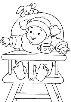Baby Doll Coloring Pages   Designs Canvas