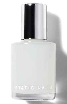 What it is: A nontoxic special effect formula to create an ultra-smooth, extra matte finish on your nails.What it does: It's formulated with rosehip to promote nail growth, coconut oil to nourish dry, brittle nails and green tea to help make your nails stronger.How to use: Begin by cleansing your nails with soap and water, then dry thoroughly. Apply a generous amount of primer to your nails. Follow with two coats of lacquer. Follow with the mattifier, whic #NaturalHairLossRemediesThatWork Biotin For Hair Loss, Oil For Hair Loss, Hair Loss Shampoo, Biotin Hair, Home Remedies For Hair, Hair Loss Remedies, Baby Hair Loss, Nail Conditions, Natural Hair Loss Treatment
