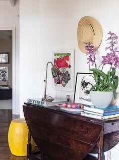 Inside the Exuberant and Elegant L.A. Home of Lulu DK
