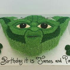 Yoda Cake it is …