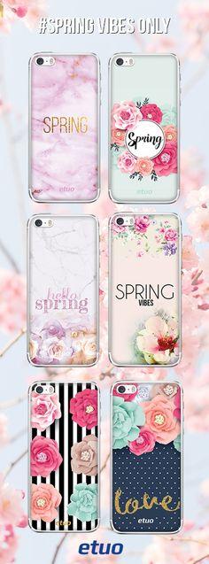Beutiful Spring Case Collection <3 Piękne wiosenne etui do telefonu Więcej na www.etuo.pl