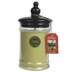 Bridgewater Candle 18 Oz. Jar - Fresh Apple