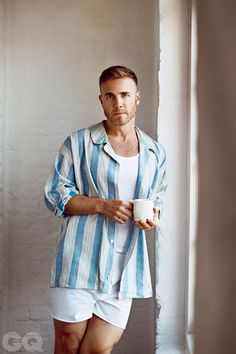 Gary Barlow For GQ Style