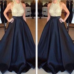 Bg850 Long Prom Dress,Beading Prom Dress,Ball Gown Prom