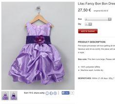 Pretty colour for a tiny maid xx