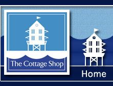 A lovely stop for cottage decor to take home with you.