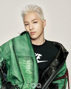 'GQ Korea' shares photos of Big Bang's Taeyang for Men of the Year' Seungri, Top Bigbang, Big Bang, Fandom, Bigbang Members, Ringa Linga, Pop Music Artists, G Dragon Top, Top Choi Seung Hyun