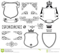 Image result for royal coat of arms template | TAFE: Coat of Arms ...
