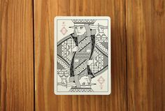 Pedale Design: Custom Playing Cards
