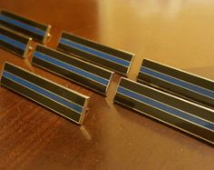 Leos thin blue line American flag bar by ThinBlueLineNYPD on Etsy                                                                                                                                                                                 More