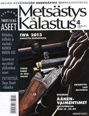 Metsästys ja kalastus lehti
