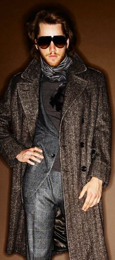 df75f03921c0 Tom Ford Fall Winter 2012 Lookbook Fashion Tips