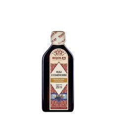 Olej z czarnuszki tłoczony na zimno - nierafinowany, nieoczyszczony, niefiltrowany. Bogaty w kwasy tłuszczowe. Mocny, intensywny, bardzo charakterystyczny zapach i smak. Jack Daniels Whiskey, Sauce Bottle, Whiskey Bottle, Drinks, Omega, Drinking, Beverages, Drink, Beverage