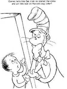 dr seuss characters coloring pages bing images