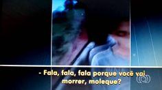 Menor detido com vídeo de execução postou foto do crime em rede social