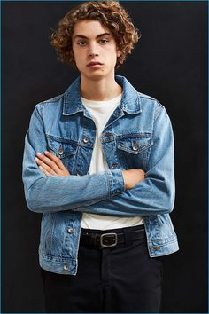 BDG Core Denim Trucker Jacket
